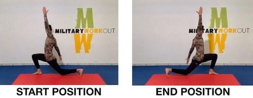 MW Twist Lunges Stretch 2