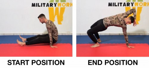 MW Bodyweight Swing + 3P Extension 3