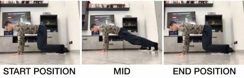 HFB Sliding Quad to Hands Plank (Lev.3)