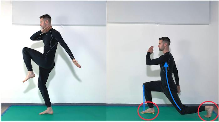 Single Leg Power Prep L1