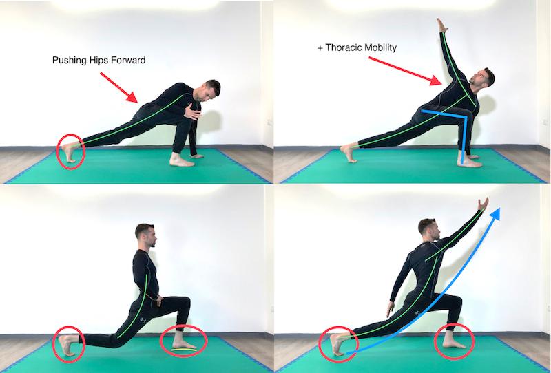 MW Sprinter Stretch & Strength Progression